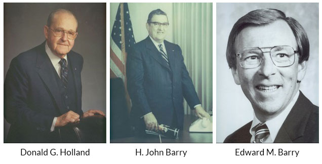 Holland, Barry and Barry